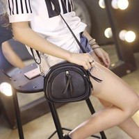 Wholesale 2016 new pattern best selling Japan and South Korea trend girl student all match Mini small package the single shoulder bag Inclined shoulde
