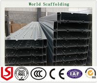 Wholesale Competitive and high quality steel metal galvanized and painting scaffolding plank GI PIPE