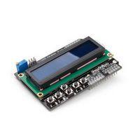 Wholesale For Arduino Expansion Board UNO R3 MEGA2560 MEGA1280 Keypad Shield LCD B00293 FASH