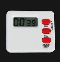 Wholesale Kitchen Clock Alarm Minutes Countdown Clock Mini Timer Sport Study Rest Digital Display