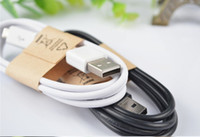 Cheap 1M Micro USB Data Charging Cable For Samsung Galaxy Note 2 3 Blackberry good quality by DHL FEDEX shipping