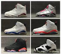 brazil shoes - 2016 Retro IV Basketball Shoes For Men Training shoe mens athletics Basketball Shoe Carmine Sport Blue Brazil White Oreo