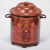 Wholesale Super Quality Original Promotion Price ksc38 m purple clay pot fully automatic computer pot sauce boxes casserole