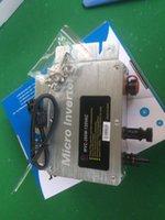 Wholesale KD w waterproof grid tie solar inverter DC22 v AC110v or v MPPT function