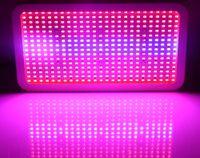 Wholesale Full Spectrum W LED Grow lights IR UV lamp plant lights Epistar smd5730 chip Leds high brightness grow light AC85 V greenhouse lamp