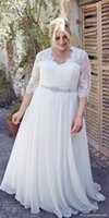 beaded figures - Best Designs Pictures Wedding Dresses Perfect for Curvy Brides with Curves Sale Cheap New Beaded Belt Full Figured Elegant Bridal Gowns