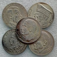 antique german coins - German A set of Hitler copy coins Promotion Cheap Factory Price nice home Accessories Silver Coins
