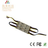 Wholesale LED RGB module W V DC full color single color for led sign smd ip67 waterproof for outdoor