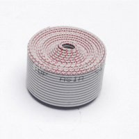 Wholesale meter pin mm Spacing mm Pitch P Grey Gray Flat Ribbon Data Cable Wire Connector AWG28 V