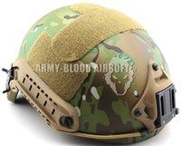 acu helmet - FAST Ballistic Helmet Rapid Response Tactical Helmet MC FG AT TAN AOR1 Digital Desert BK Woodland ATFG ACU
