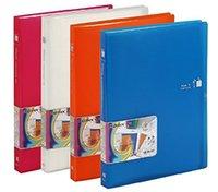 Al por mayor-Cómic carpeta Qf40ak de Documentos (40 de bolsillo) de archivos de envío de documentos de la carpeta carpeta de diseños de color al azar libre
