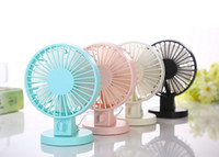Wholesale Tuansing Summer Office USB Mini Desk Fans Portable Fans Adjustable Speed Fans Leque Air Conditioner DC V Blades Cooler