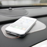 Wholesale Black Car Dashboard Sticky Pad Mat Anti Non Slip Gadget Mobile Phone GPS Holder Interior Items Accessories