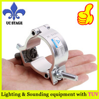Wholesale 40mm silver dj light clamp event truss clamp performance stage truss clamp