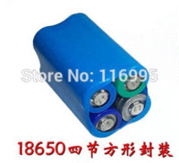 aa battery contact - meters width mm AA batteries sleeve BLUE PVC heat shrinkable tube battery sleeve