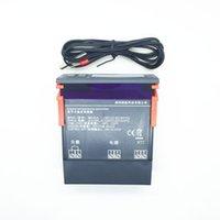 Wholesale Digital LCD Electronic thermostat Temperature Controller anylasis instrument regulator sensor tools switch AC110V A aquarium fish Tank