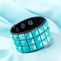 Wholesale Fashion Bracelets Personalized Infinity Adjustable Leather Bracelets Multi Style Couple Leather wrap Charm bracelets Unisex CM
