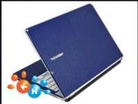 Wholesale KH Laptop Special Carbon Crocodile Snake Rust Leather Cover Sticker Skin Protector For Samsung T1C quot