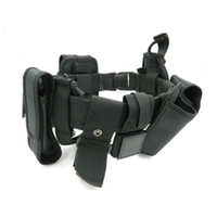 active duty guard - High quality Outdoor Tactical Belt Multifunctional Security Belts Training Polices Guard Utility Heavy Duty Combat Belts sets