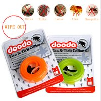 Wholesale HOT Mini Anti Mosquitoes Ticks Flea Collar for dogs cats Adjustable Elimination fleas puppy pet collars Pet Products