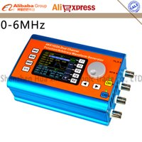 Wholesale TFT Digital Dual channel DDS Signal Generator Arbitrary waveform generator MHz Frequency meter MSa s MHz