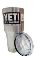 beer proof - Yeti Cup Lid Spillproof Lids For Yeti Cups Yeti Oz Oz RTIC Tumbler Cup Replacement Resistant Proof Cover Lid Cars Beer Mug Lids