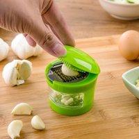 Wholesale Garlic Cutter Chopper Garlic Multi Function Garlic Cutter Kitchen Gadget Garlic Easy Peel Garlic Peal Cutter