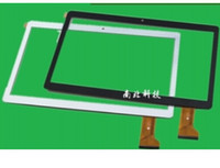 Wholesale White Black For quot Lenovo I960 Tablet MGLCTP touch Screen Digitizer Touch Panel Glass Replacement