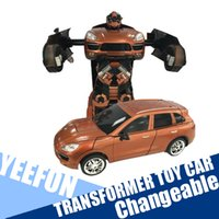 Wholesale 2015 Christmas Gift Transformer Toy Models Changeable Machine For Child New Remote Control Smart Toy