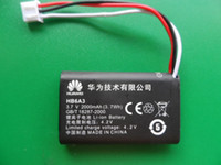 battery for telephone - 5pcs Original Huawei HB6A3 AR V mAh Li ion Battery for wireless fixed telephone Mobile Landline battery