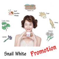 Wholesale Thailand Snail White Cream Face Care Cream Moisturizing Anti Aging Cream Acne Anti Wrinkle Day Cream Hot