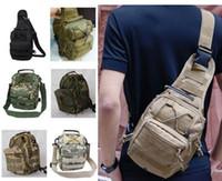 Wholesale Outdoor Sport Camping Hiking Trekking Bag Military Tactical Backpack Rucksack