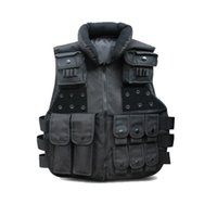 Wholesale Outdoor Military Airsoft Paintball Combat CS War Game Hunting Security Training Tactical Vest