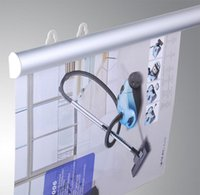 Wholesale Jabao J Aluminium Aluminum poster hanger hanging poster snapper poster snap factory outlet