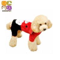 bar feeder - S XXL Cute Bar Dog Clothing Pet Dog Clothes Teddy VIP Bichon Hoodie Warm Sweater Puppy Coat ApparelDC1126