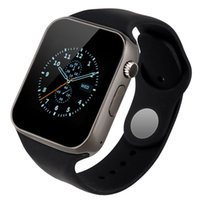 age news - DM News A1 Bluetooth Smart Watch Wrist Watch Men Sport watch for IOS IPHONE and ANDIORD Bluetooth watch