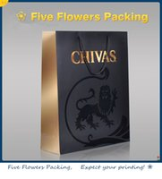 bag production house - Small Quantity Customized paper bag with logo wholesales Manufacture price Quick production