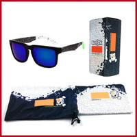 Wholesale Ken Block Helm Sunglasses For Man Women Brand Designer Sunglasses Cycling Sports Outdoor Optic Polarized Sun Glasses With Original Box