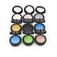 Wholesale Shadow Eyeshadow Single Eye Shadow colors Emerald Makeup Eyeshadow suite Full Size