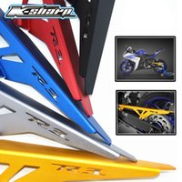 Wholesale For Yamaha YZF R3 YZF R3 Motorcycle Chain Guard Protective Cover Brand New Five Colors for Option