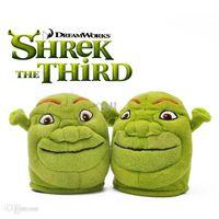 ball rub - Genuine Shrek Forever baby bath rub bath ball children s cartoon plush tampons bath