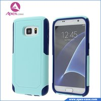 galaxy note 2 case - 2 in Commuter Hybird Armor Cases Shockproof Protective Cover Case For Iphone s plus Samsung Galaxy S4 S5 S6 S7 Edge Note
