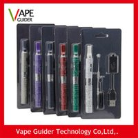 Cheap Snoop Dogg Starter Kit Blister Pack E Cigarettes Vaporizer kits snoop dog Atomizer for Dry Herb wax Blister Kit DHL Free