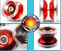 Wholesale PROFESSIONAL TOY Auldey Blazing Teens YoYo Toy fire fox Professional competitive Primary Level YO YO YoYo Ball