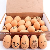 Wholesale pet toys egg shaped rubber elastic ball pet toys ball high quality pet products