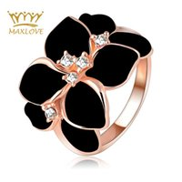 ban ring - Luxury Round Princess woven wedding ban Platinum Plated Cubic Zircon Engagement Ring cheap sterling silver phoenix jewelry store for Women