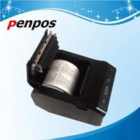 Wholesale Cheap thermal printer mm USB interface pos receipt printer high quality restaurant bill portable printer hot sale