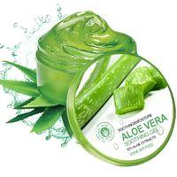Wholesale Facial Skin Care Natural Aloe Vera Gel Face Mask Essence Moisture Cosmetics