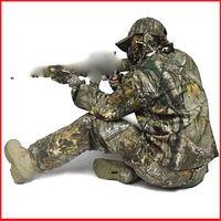 Wholesale set Outdoor Tactical Hunting Camouflage Clothes Ghillie Suit Sets T shirt pants cap