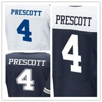 Wholesale Men s Dak Prescott Ezekiel Elliott Tony Romo Emmitt Smith Sean Lee Jason Witten Dez Bryant elite jerseys